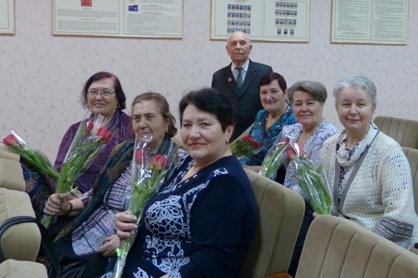 Руководство УФСИН поздравило коллектив с наступающим праздником