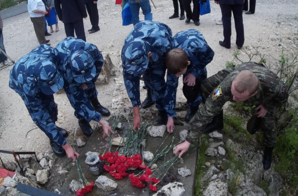 В адыгее прошел второй этап военно-патриотических соревнований зарница