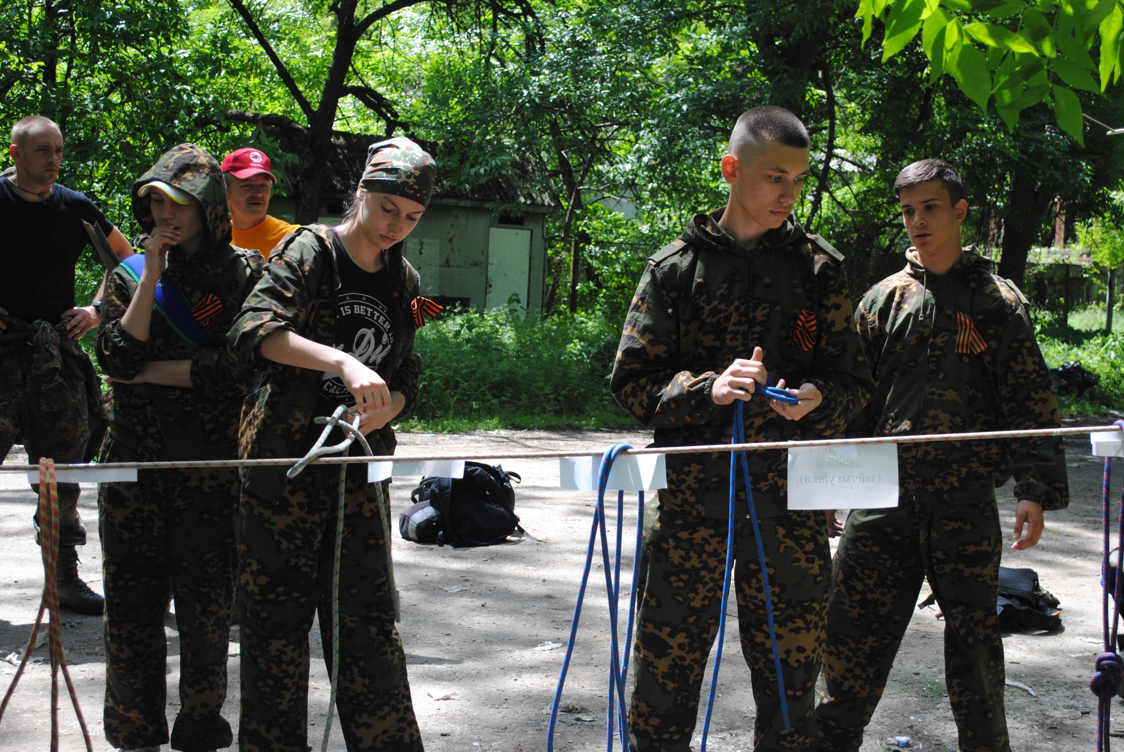 Военно-патриотический клуб вертикаль в крыму фото югару