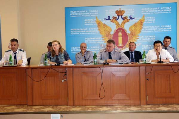 Оперативно-служебной и производственно-хозяйственной деятельности уфсин россии по республике марий эл